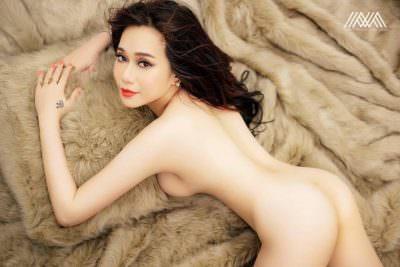 Em gái Hoàng Thị Ngọc Dung